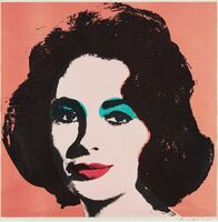 Andy Warhol, 'Liz', 1967