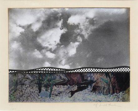 Roy Lichtenstein, 'Fish and Sky.', 1967