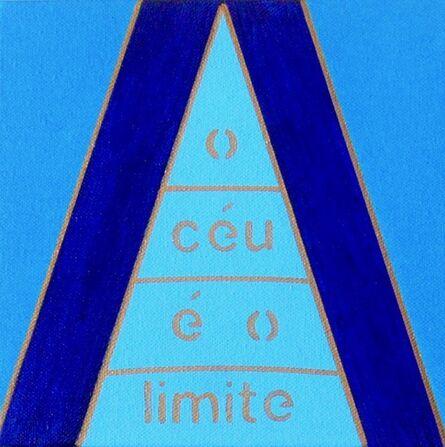 Solange Escosteguy, 'O céu é o limite (The sky is the limit)', 2020