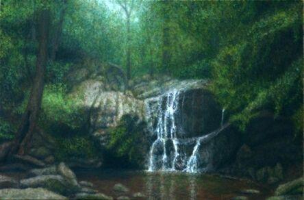 Davis Morton, 'Peeperkorn's Ravine', 2008