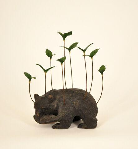 Bunpei Kado, 'A memory of the wild 8', 2013
