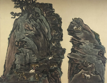 Yang Jiechang 杨诘苍, 'Stranger Than Paradise-Twin Peaks', 2009