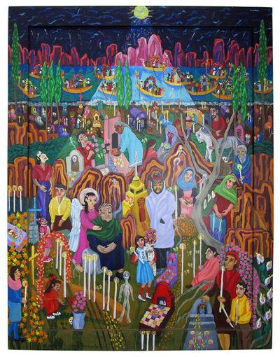 Maria Alquilar, 'Dia de los Muertos', 1996