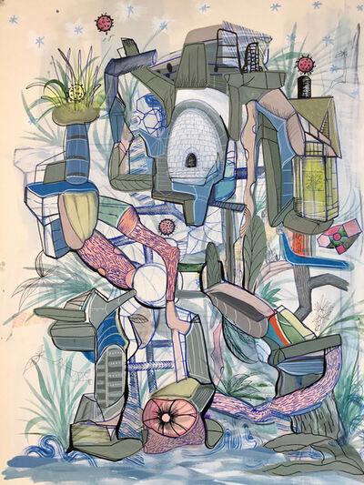 Charles Geiger, 'Never Mind: Platform 0227-21', 2021