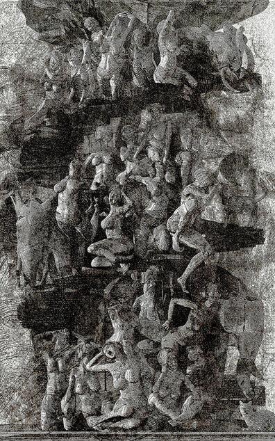 Dan Obana, 'Back and Forth', 2015
