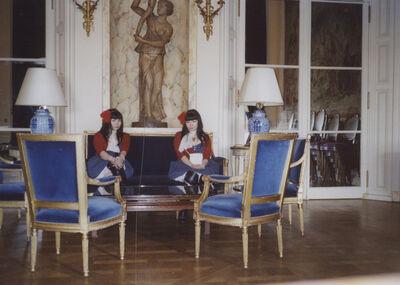 Fumiko Imano, 'Hotel Crillon Twins, Paris', 2006