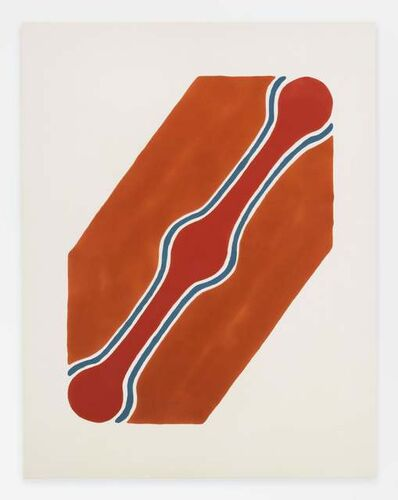 Paul Feeley, 'Untitled (March 1)', 1963
