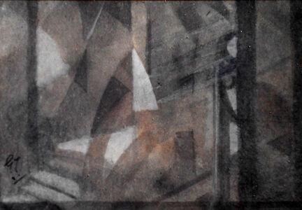 Gaganendranath Tagore, 'Chaaya', 1920s