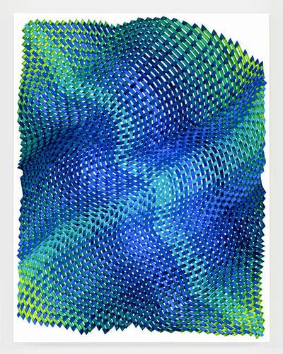 Dana Piazza, 'Woven Lines #64', 2020