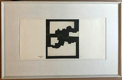 Eduardo Chillida, 'Elkar IV', 1969