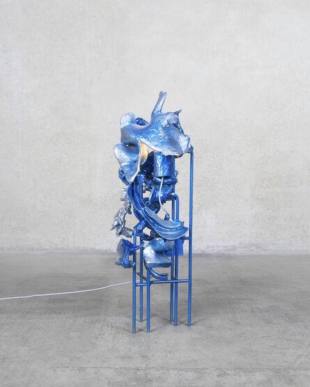 Misha Kahn, 'Fresh-Picked Blue Raspberry', 2021