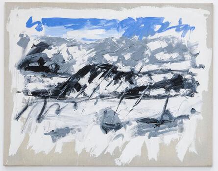 Christian Lindow, 'Untitled (Mountain)', 1981