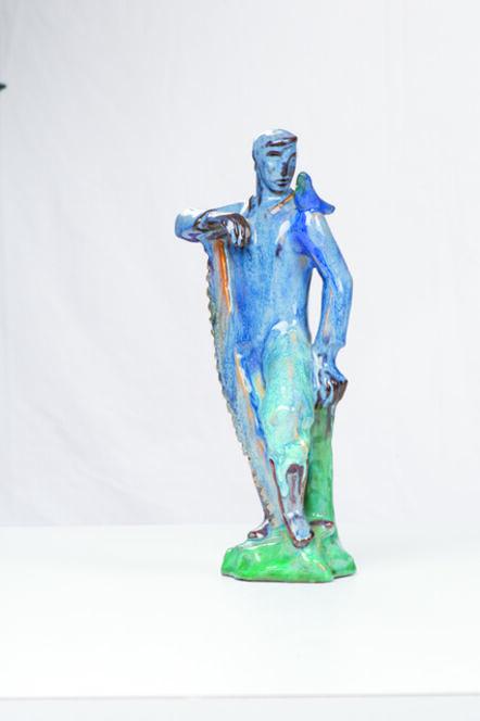 Berta Margoulies, 'Pioneer', 1950