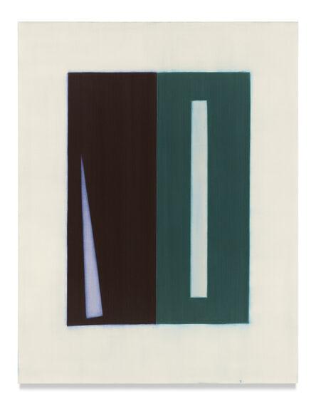 Suzanne Caporael, '743 (sign)', 2018
