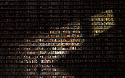 Richard Finkelstein, 'Time Enough at Last', 2012