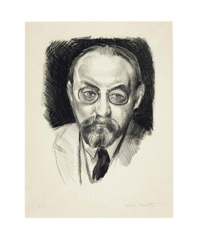 Henri Matisse, 'Autoportrait', 1923
