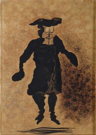 Georges Braque, 'Tartuffe, Regards Sur Paris', 1960