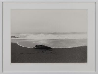 Koji Enokura, 'Symptom—Sea-Body (P.W. - No. 40)', 1972