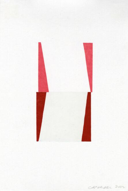 Suzanne Caporael, 'Rhythm', 2012