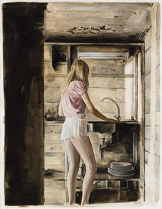 Jan De Maesschalck, 'Emergency-kitchen', 2014