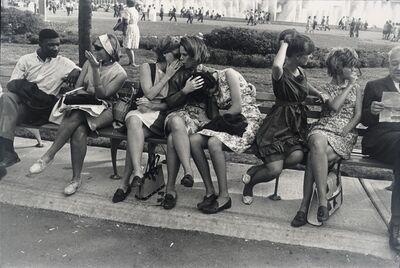 Garry Winogrand, 'New York World's Fair', 1964