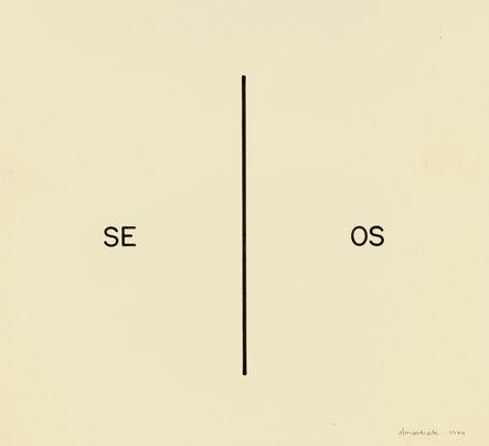 Almandrade, 'Seios', 1974