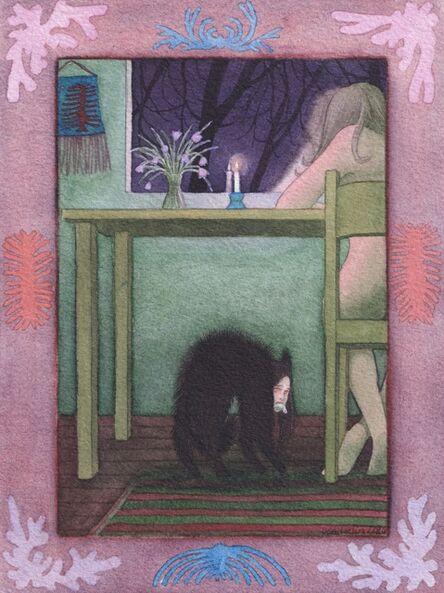 Oda Iselin Sønderland, 'Lille Kattepus', 2020