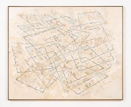 Gerhard Marx, 'Raft Cartography', 2020
