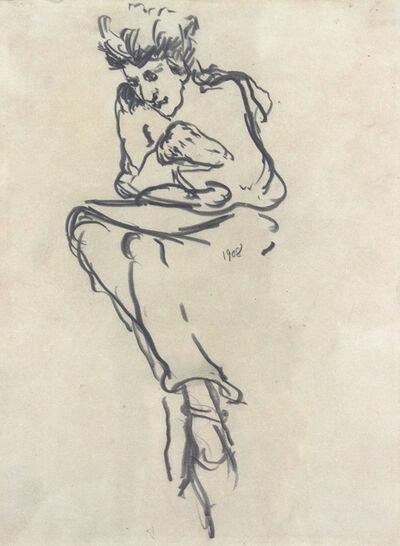Marsden Hartley, 'Self Portrait', 1908