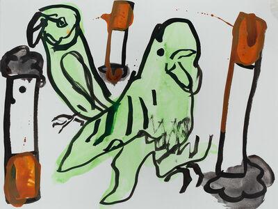Katherine Bernhardt, 'Untitled', 2020