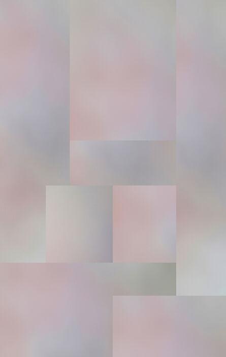 Elaine Jeffrey, 'Rose Remix #2 (framed)', 2021
