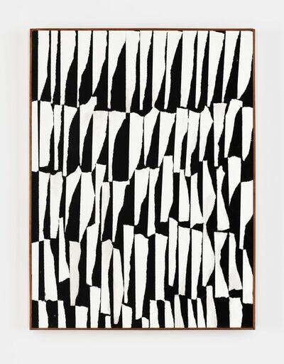 Clemens Behr, 'Black 1', 2020