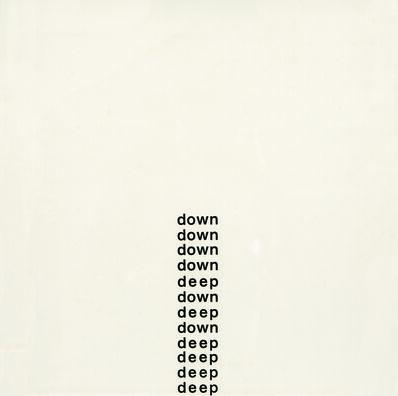 Willys de Castro, 'Cartaz-poema', 1959