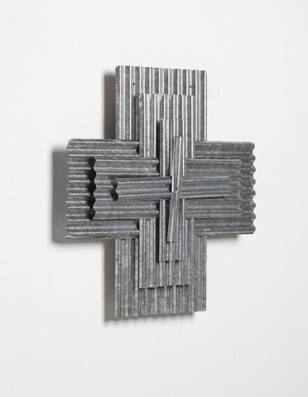 Kishio Suga, 'Composition of Length and Cross', 1996
