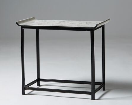 Nils Fougstedt, 'Occasional Table', 1932