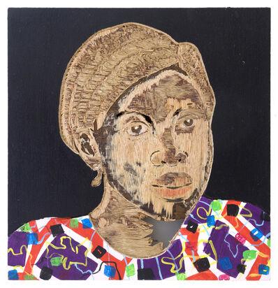 Aimé Mpane, 'XVIII', 2014-2019