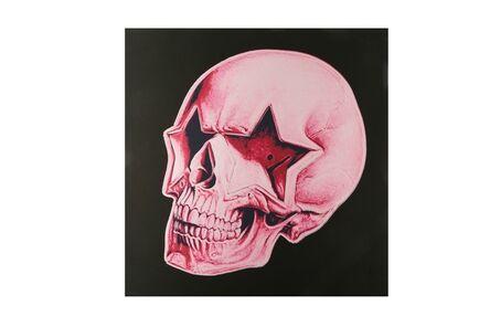 Ron English, 'Star Skull 8'