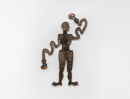 Anousha Payne, 'The snake maiden (stronger than a leaf)', 2020
