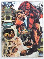 Robert Rauschenberg, 'Robert Rauschenberg, Signs, screenprint in colours, signed, 1970', 1970