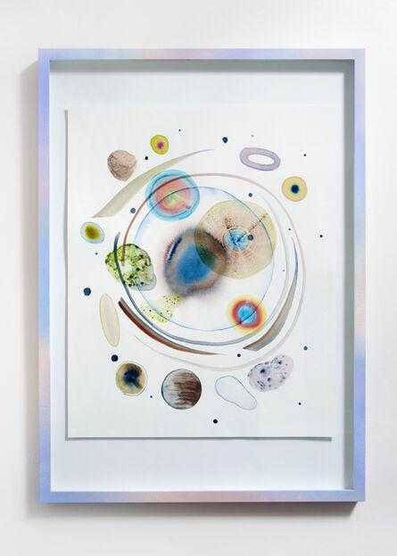 Simone Albers, 'Atom by Atom III', 2018