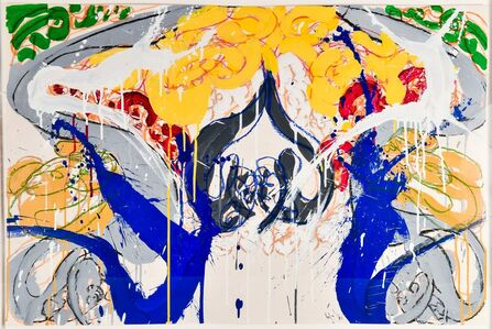 Norman Bluhm, 'Untitled', 1987