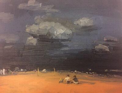 Benjamin Lussier, 'Coney Island After Dark', 2016