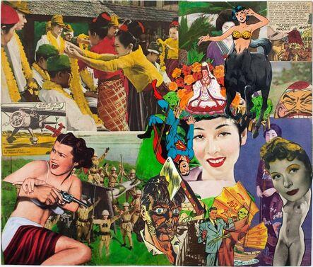 Keiichi Tanaami, 'Collage Book7_15 (1969-1975)', 1969