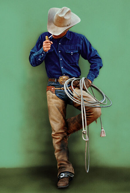 Hannes Schmid, 'Cowboy # 127', 20