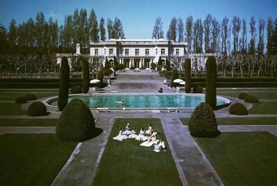 Slim Aarons, 'U.S.A. Trianon, San Francisco', 1960