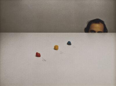 Serge Spitzer, 'Seeing Red, Seeing Yellow, Seeing Blue.', 1976
