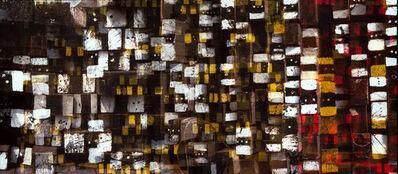 Yasuhiro Ishimoto, 'Untitled Abstraction, Colored Wood Blocks', 1980c