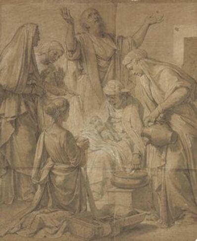 Cesare Fracassini, 'The Holy Family'