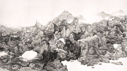 Liu Dan, 'Mingsha Diabolo', 2013