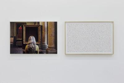 Sophie Calle, 'What do you see ? The Concert. Vermeer. / Que voyez-vous ? Le concert. Vermeer', 2013